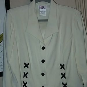 Darling lightweight crop jacket